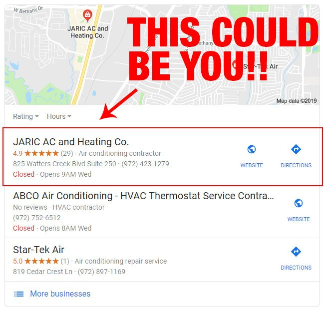 google-maps-local-pack-example